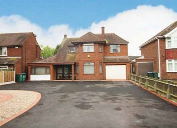 Thumbnail 6 bed detached house for sale in Wilsons Lane, Coventry, West Midlands