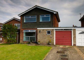 Thumbnail 3 bedroom detached house for sale in Osprey Road, Basingstoke