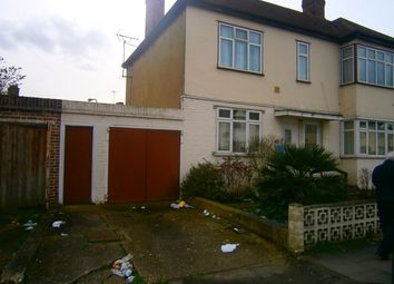 Thumbnail 2 bed flat to rent in Henley Road, Ilford
