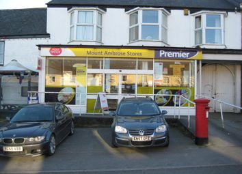 Thumbnail Retail premises for sale in 84 Mount Ambrose, Redruth