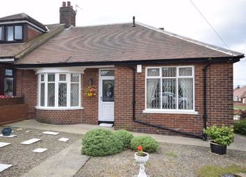 Thumbnail 2 bed semi-detached bungalow for sale in Sunniside Drive, South Shields