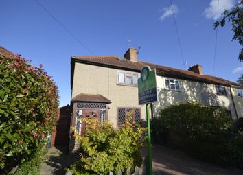Thumbnail 2 bed semi-detached house for sale in Colonial Avenue, Whitton, Twickenham