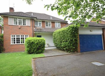 Thumbnail 4 bed detached house for sale in Agates Lane, Ashtead