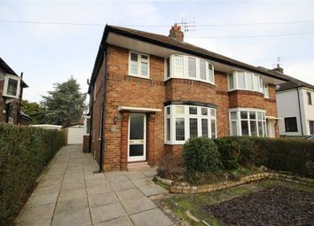 Thumbnail 3 bedroom semi-detached house to rent in Kensington Avenue, Penwortham, Preston