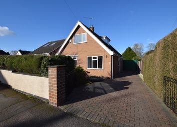 Thumbnail 3 bed detached bungalow to rent in Willson Avenue, Littleover, Derby