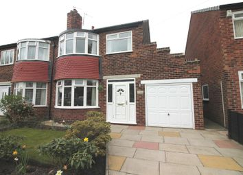 Thumbnail 3 bed property to rent in Furness Road, Urmston, Manchester