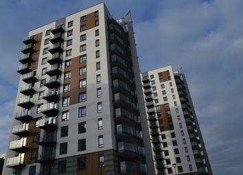 Thumbnail 1 bedroom flat to rent in Pegasus Way, Victory Pier, Gillingham