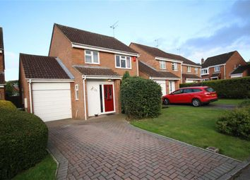 Thumbnail 3 bedroom detached house for sale in Stancombe Park, Westlea, Swindon
