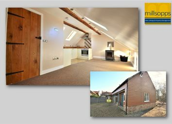Thumbnail 1 bedroom cottage to rent in Chapel Road, Pott Row, King's Lynn