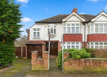 Thumbnail 4 bed semi-detached house for sale in Cleveland Road, Ealing