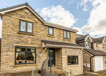 Thumbnail 4 bed detached house for sale in 13 Overdale Drive, Glossop