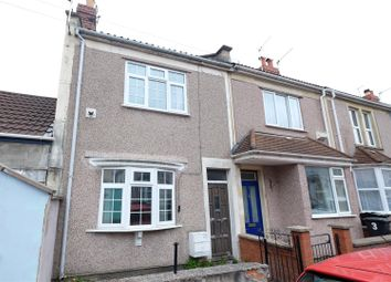 Thumbnail 3 bed terraced house for sale in Newport Street, Bristol