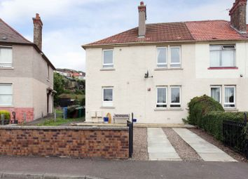 Thumbnail 2 bed flat for sale in Dick Crescent, Burntisland, Fife
