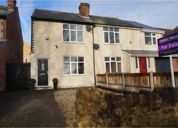 Thumbnail 2 bed semi-detached house for sale in Chetwynd Road, Chilwell