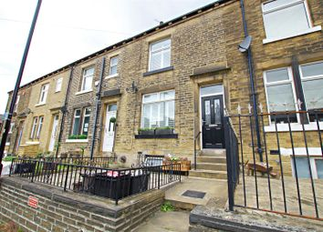 Thumbnail 3 bed terraced house for sale in Stafford Parade, Halifax