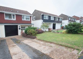 Thumbnail 3 bed semi-detached house for sale in Beverston Way, Plymouth