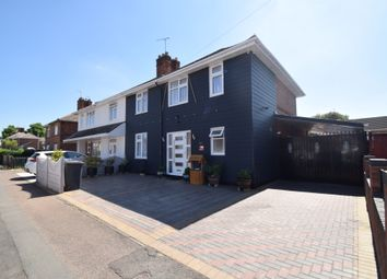 Thumbnail 5 bed semi-detached house for sale in Green Lane Road, Evington, Leicester