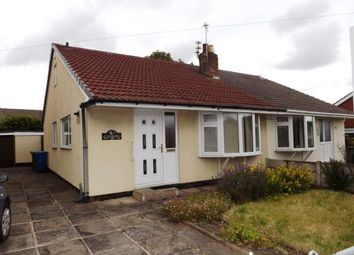 Thumbnail 2 bedroom bungalow for sale in Rossendale Avenue South, Thornton-Cleveleys, Lancashire