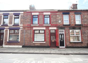 Thumbnail 3 bed terraced house to rent in Canterbury Street, Garston, Liverpool, Merseyside