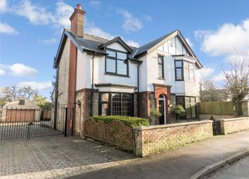 Thumbnail 4 bed detached house for sale in Church Street, Somersham, Huntingdon, Cambridgeshire