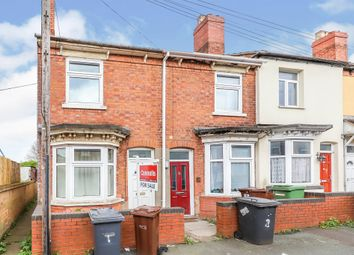 Thumbnail 2 bed end terrace house for sale in Smestow Street, Park Village, Wolverhampton
