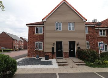 Thumbnail 2 bedroom terraced house for sale in Elston Avenue, Selby