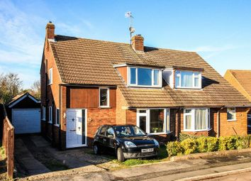 Thumbnail 3 bed semi-detached house for sale in Mill View Road, Tring