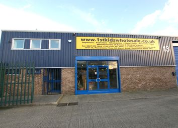Thumbnail Industrial to let in Industrial/Warehouse Unit, 8 Manchester Way, London