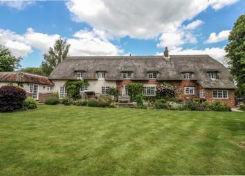 Thumbnail 7 bed cottage for sale in Winterbourne Dauntsey, Salisbury, Wiltshire