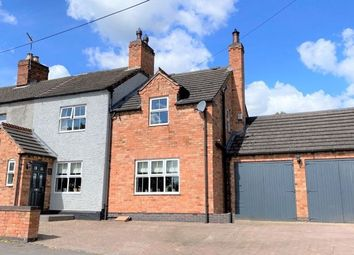 Thumbnail 4 bed cottage for sale in Station Hill, Swannington, Coalville