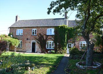 Thumbnail 4 bed cottage to rent in Woolsthorpe Lane, Muston, Nottingham