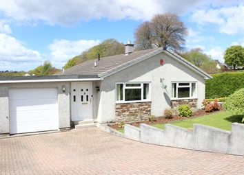 Thumbnail 3 bedroom detached bungalow for sale in Glebe Meadow, Callington
