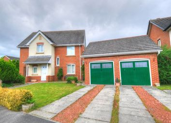 Thumbnail 4 bed detached house for sale in Robsons Way, Amble, Morpeth