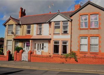 Thumbnail 4 bed terraced house for sale in Ffordd Pendyffryn, Prestatyn