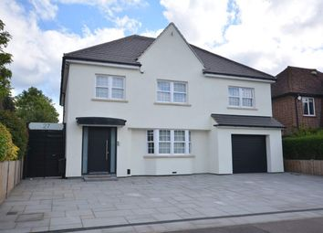 Thumbnail 6 bed detached house for sale in Ayloffs Walk, Emerson Park, Hornchurch