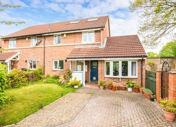Thumbnail 4 bedroom semi-detached house for sale in Dalby Avenue, Harrogate