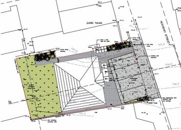 Thumbnail Land for sale in Academy Street, Armadale, Bathgate