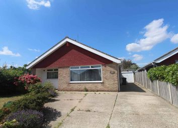 Thumbnail 3 bed detached bungalow for sale in Bately Avenue, Gorleston, Great Yarmouth
