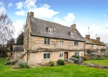 Thumbnail 3 bed semi-detached house for sale in The Street, Gretton, Cheltenham, Gloucestershire
