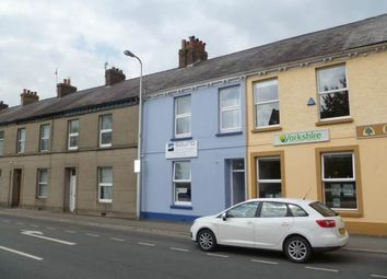 Thumbnail 3 bed flat to rent in Lammas Street, Carmarthen, Carmarthenshire
