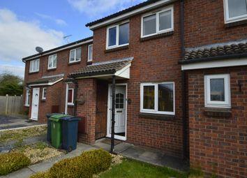 Thumbnail 2 bed terraced house to rent in Mallard Close, Shrewsbury
