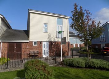 Thumbnail 3 bedroom link-detached house for sale in Hannah Court, Buckshaw Village, Chorley