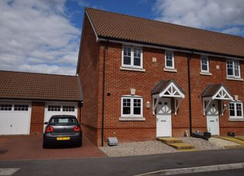 Thumbnail 3 bed end terrace house for sale in Claines Street, Holybourne, Alton