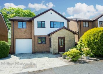 Thumbnail 4 bedroom detached house for sale in Maria Square, Belmont, Bolton, Lancashire