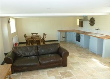 Thumbnail 1 bed terraced house to rent in The Annex Woodlands Farm, Mildenhall, Marlborough
