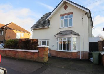 Thumbnail 3 bedroom detached house for sale in Narborough Road South, Braunstone, Leicester