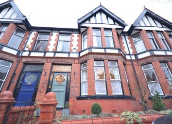 Thumbnail 4 bed terraced house for sale in Horringford Road, Aigburth, Liverpool