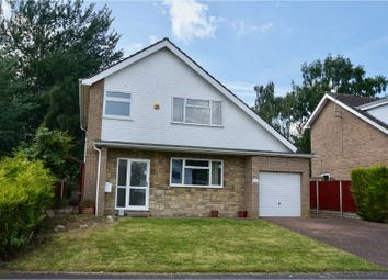 Thumbnail 4 bed detached house for sale in Grosvenor Avenue, Lincoln