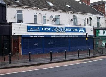 Thumbnail Retail premises for sale in 23-27 Holderness Road, Hull, East Yorkshire