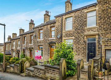 Thumbnail 2 bedroom terraced house for sale in Percival Street, Longwood, Huddersfield